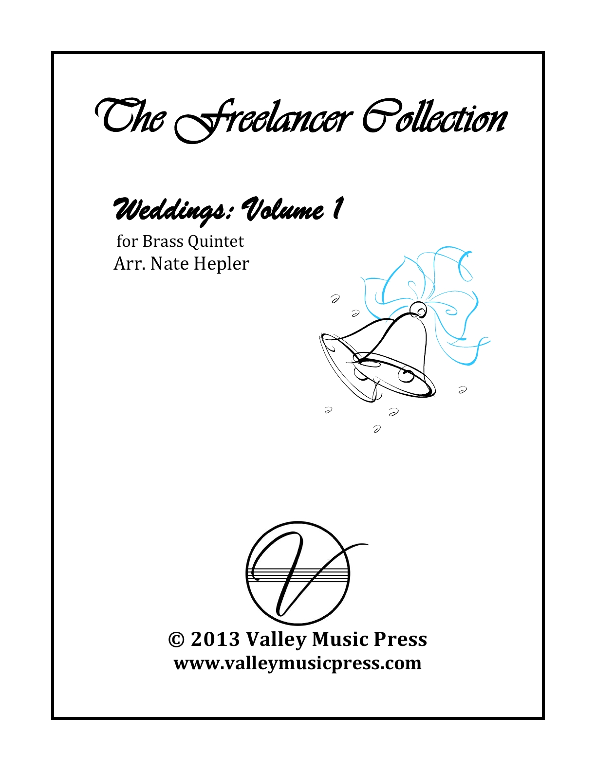 Hepler - The Freelancer Collection - Weddings: Vol. 1 (BQ)