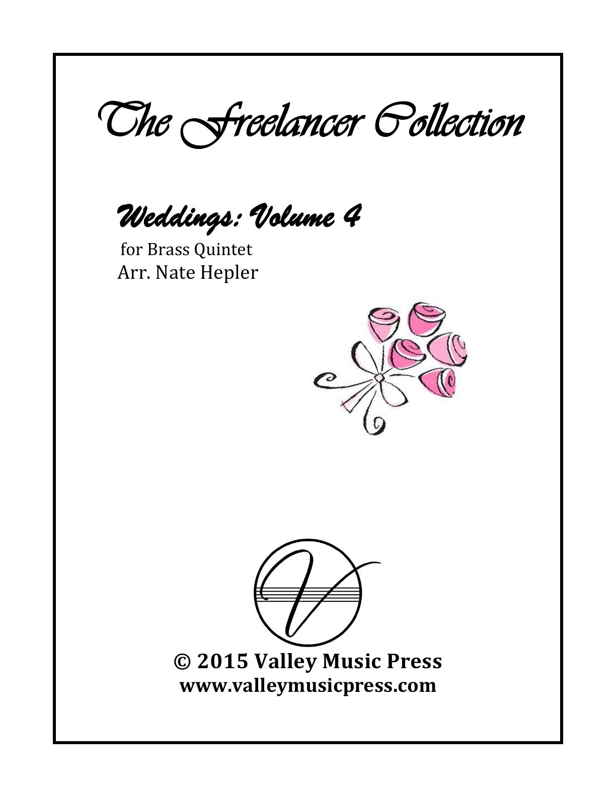 Hepler - The Freelancer Collection - Weddings: Vol. 4 (BQ)